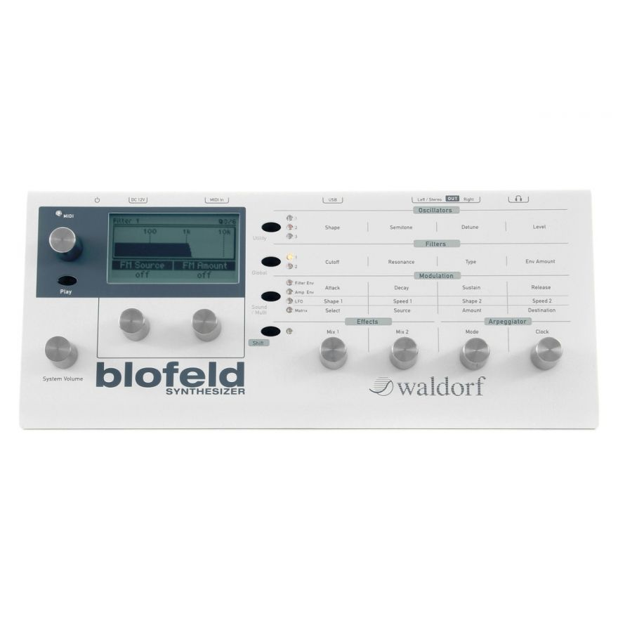 Waldorf Blofeld - Sintetizzatore Modulare