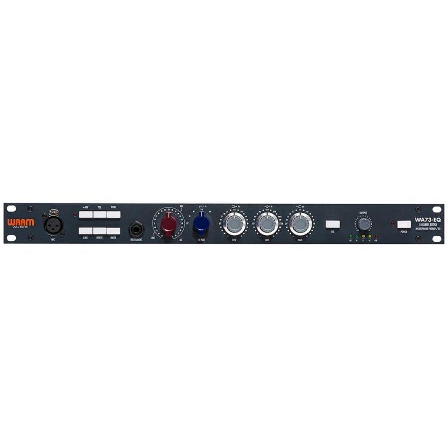 Warm Audio WA73-EQ - Preamp Microfonico British con EQ