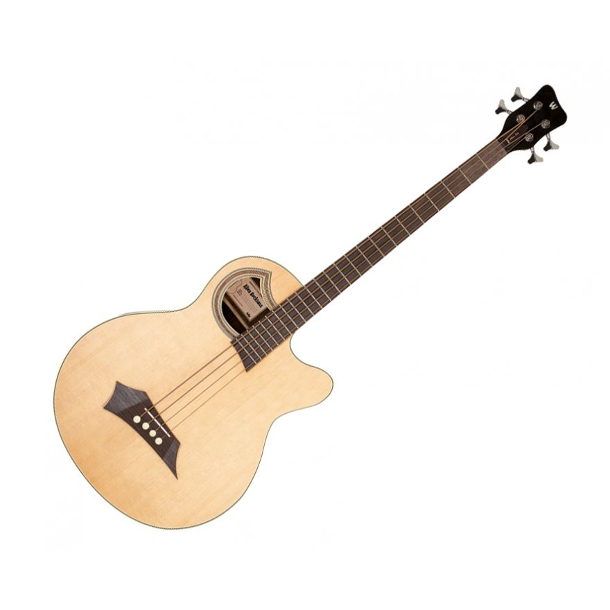 WARWICK RB ALIEN STANDARD NATURAL - Basso Acustico 4 Corde Natural