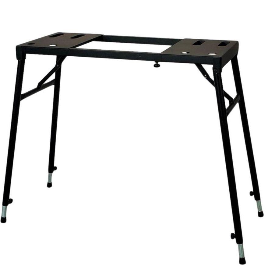 QUIKLOK WS420 Stand Supporto consolle mixer, tastiera, tavolo DJ giradischi