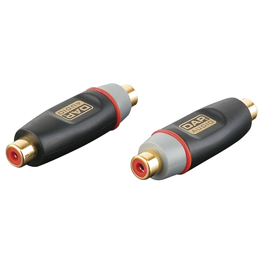 DAP-Audio - XGA01 - RCA/F > RCA/F - Adapters