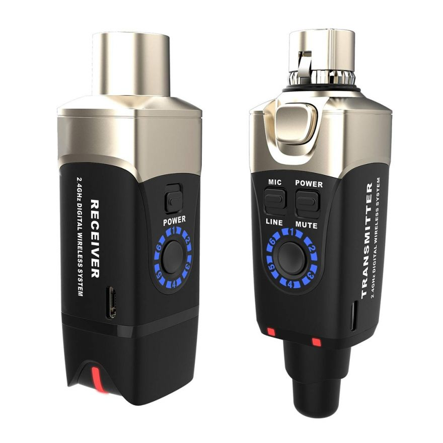 X Vive - U3 Microphone Wireless System