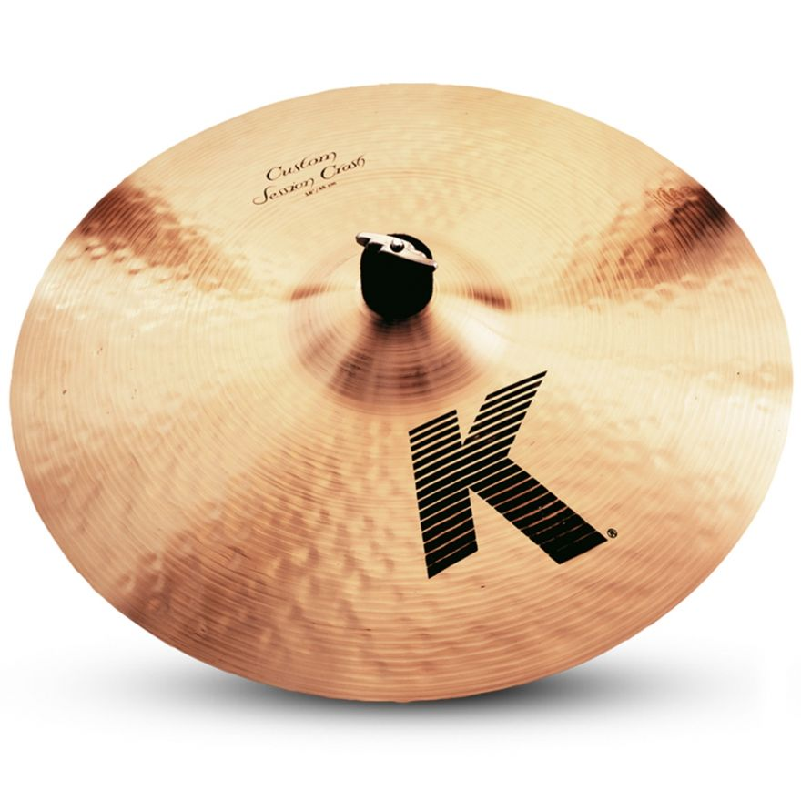 Zildjian K0991 Piatto Crash K Custom Session 18""