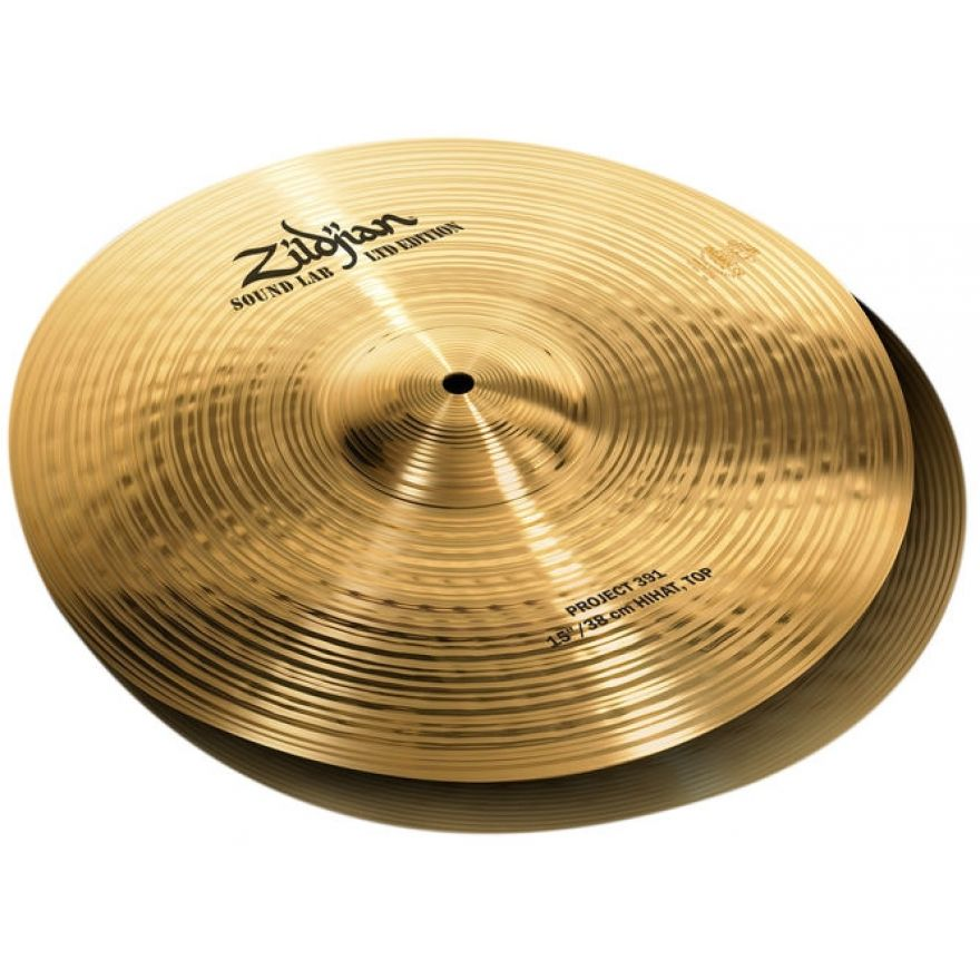 Zildjian project 391 hihat 15