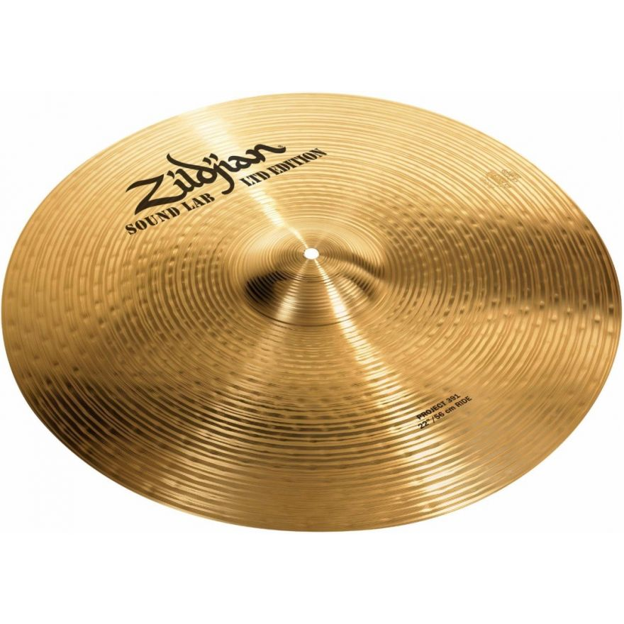 Zildjian project 391 ride 22