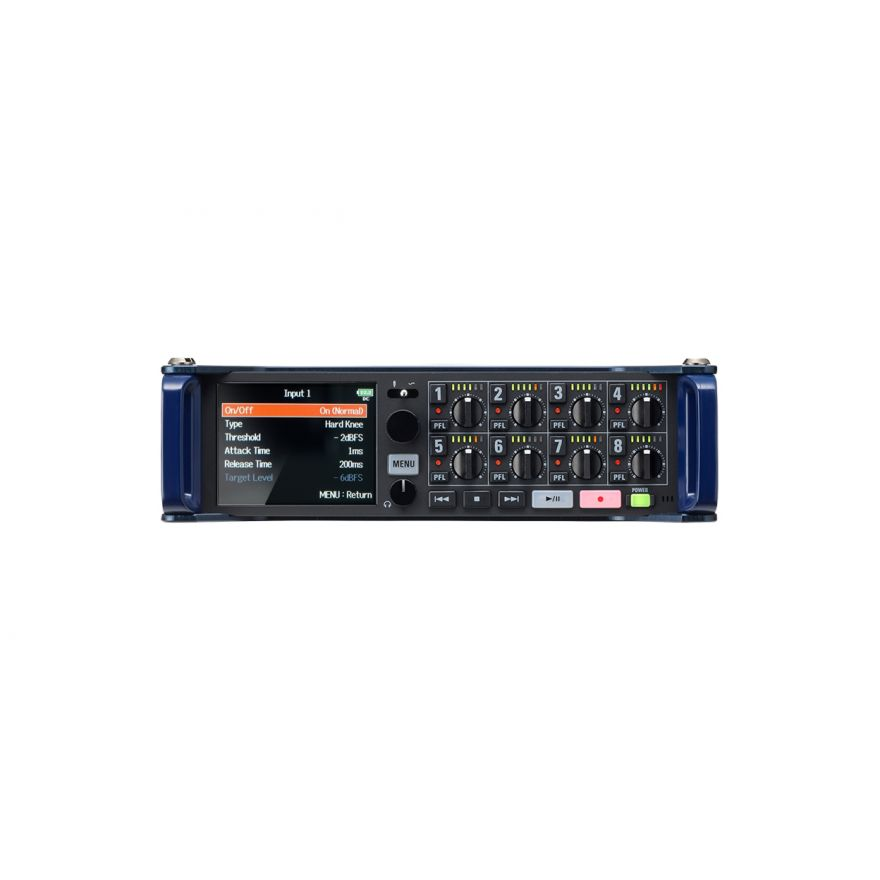Zoom F8n - Field Recorder 8 Ch