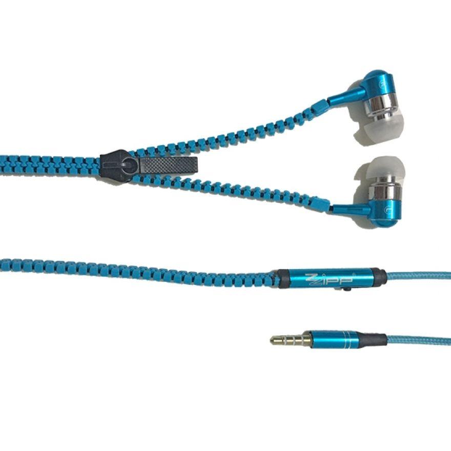ZZIPP Auricolari Stereo Blu