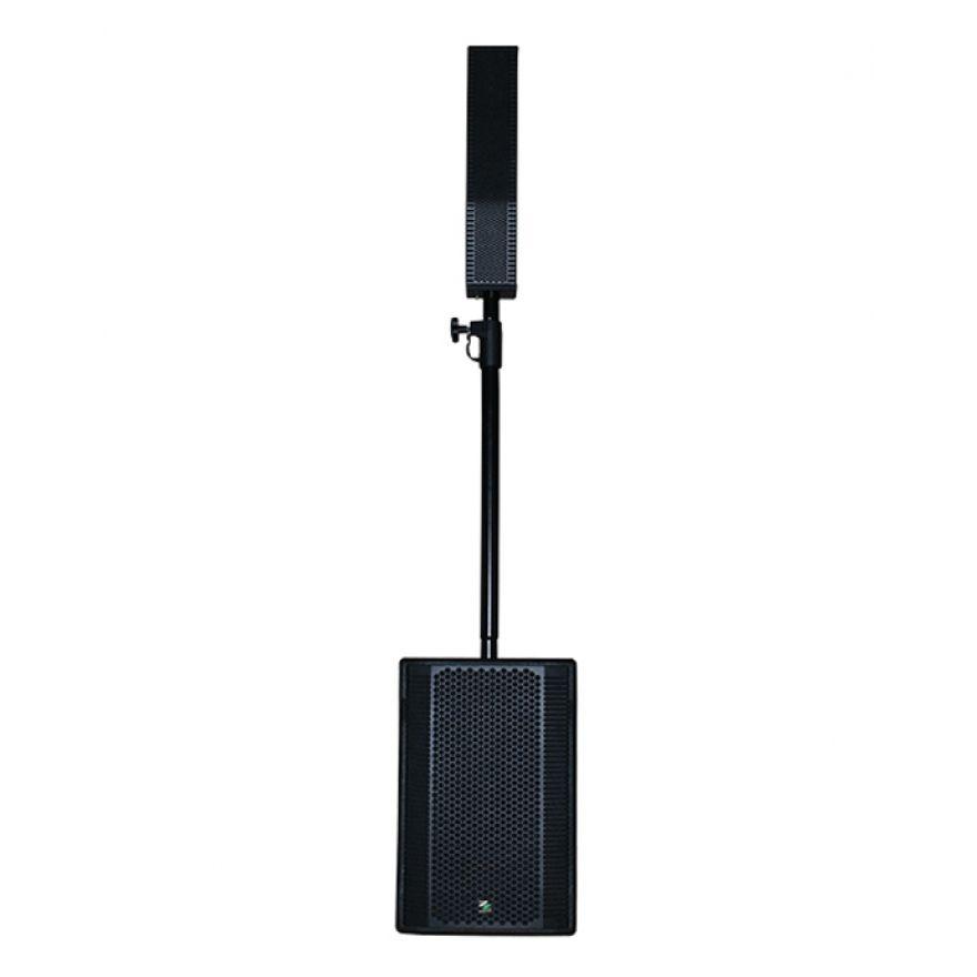 ZZIPP ZZEPHYRUS - Sistema Amplificato 500W