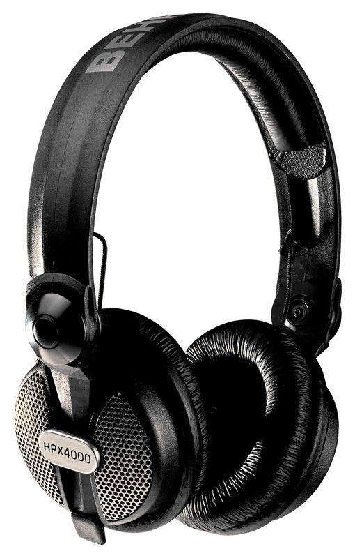 BEHRINGER HPX4000 - CUFFIA PER DJ