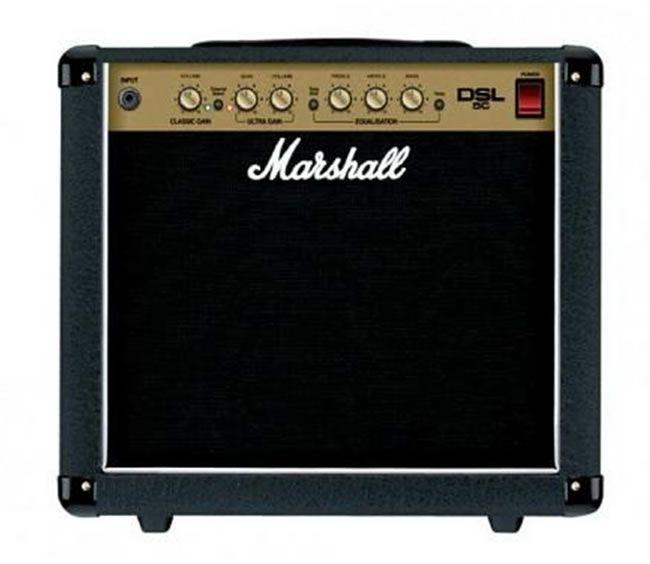 MARSHALL DSL5C - Amplificatore Combo Valvolare 2 Canali 5W