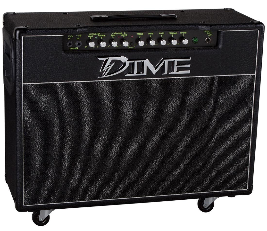 DIME D100C EU - COMBO PER CHITARRA 2x12 Eminence speaker