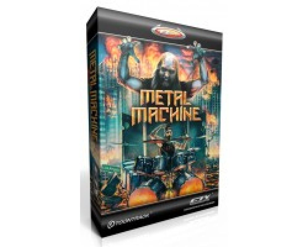 metal machine toontrack