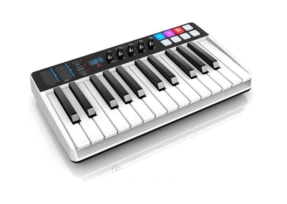 IK MULTIMEDIA iRIG KEYS 25 I/O - Master Keyboard 25 Tasti
