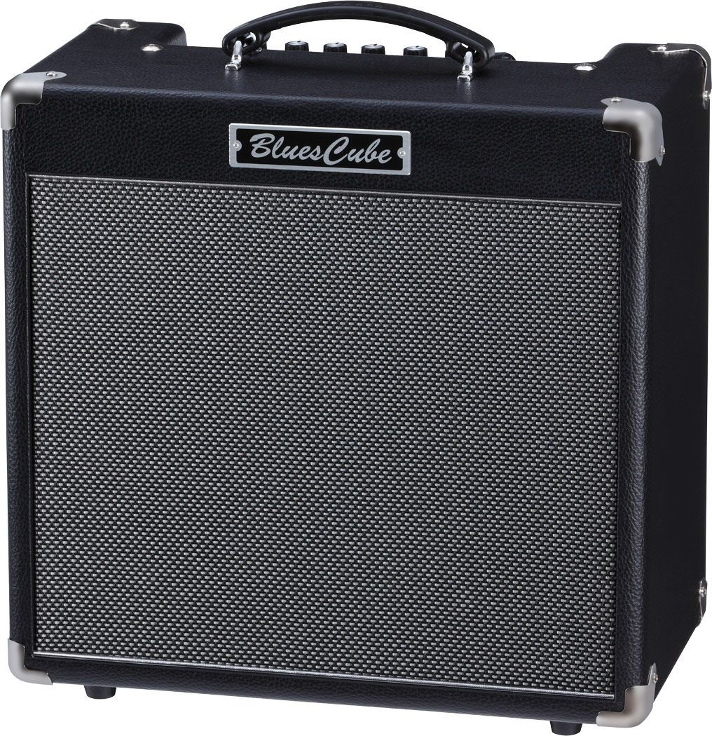 ROLAND Blues Cube Hot Black COMBO PER CHITARRA
