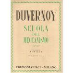 CURCI Duvernoy - SCUOLA DEL MECCANISMO OP.120