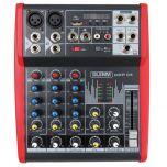 Karma MXP 04 Mixer Microfonico 4 Canali MP3 USB