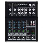 Mackie Mix8 Mixer 8 Canali DJ e Karaoke Audio