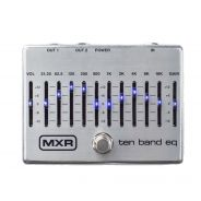 0 MXR - M108S Ten Band Graphic EQ