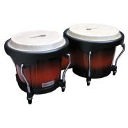 SOUNDSATION SB01-SB - Bongos 6 + 7 in Legno