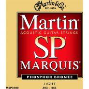 0 Martin & Co. - MSP2100 - Muta per chitarra acustica Light