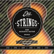 0 Eko - Acoustic Guitar String 12-53 set