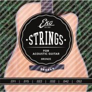 0 Eko - Acoustic Guitar String 11-52 set