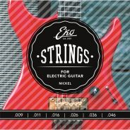 0 Eko - Electric Guitar Strings 09-46 set