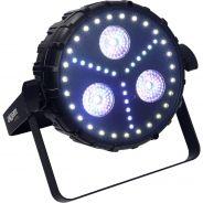 Algam Lighting - SHIRKA Proiettore Par LED Multieffetto DMX