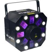 Algam Lighting - PHEBUS Proiettore LED Multieffetto DMX