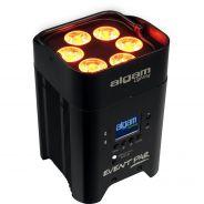 Algam Lighting - EVENTPAR Barra a LED Multicolore DMX