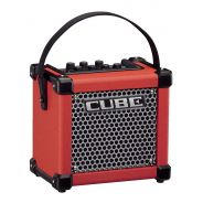 0-ROLAND MICRO CUBE GX Red