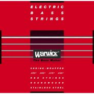 0-WARWICK Red String 42230