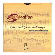 SOUNDSATION SC133-4 - Singola per Chitarra Classica / RE