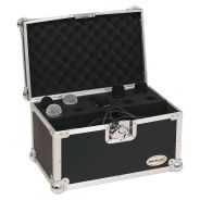 ROCKCASE RC23220B Microphone hole case per 10 microfoni