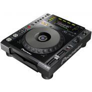 0-PIONEER CDJ850K Black - L
