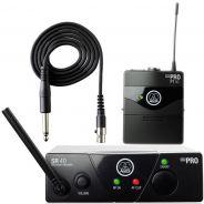 AKG WMS 40 Mini Instrumental Set - Sistema Wireless per Strumenti