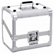0-RELOOP 80 RECORD CASE Whi