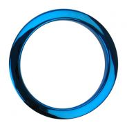 0-BASS DRUM O's HCB4 Blue -