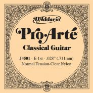 D'Addario J4501 - Corda Singola per Chitarra Classica