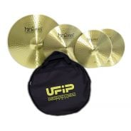 UFIP M8-SET B - SET PIATTI (HI-HAT 13'/CRASH 16'/RIDE 18')
