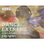 KORG EXB PCM 04 - DANCE EXTREME