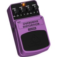 BEHRINGER OD300 OVERDRIVE DISTORTION - EFFETTO A PEDALE