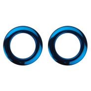0-BASS DRUM O's HCB2 Blue -