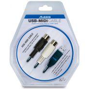 0-ALESIS USB MIDI CABLE - C