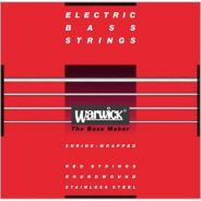 0-WARWICK Single String Red