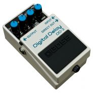 0-BOSS DD3 Digital Delay -