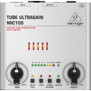 0-BEHRINGER MIC100 TUBE ULT