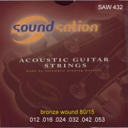 SOUNDSATION SAW 432 - Muta per acustica 12-53