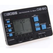 0-BOSS DB60 - METRONOMO POR