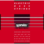 0-WARWICK Red String 42301